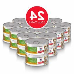 24-Pack of 5.5 oz Canned Dog Food