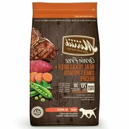 Merrick 38344 Texas Beef and Sweet Potato Dry Food for Dogs