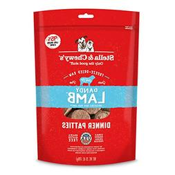 Stella & Chewy's Freeze-Dried Raw Dandy Lamb Dinner Patties,