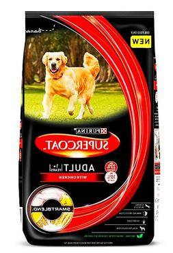 Purina Supercoat Adult Dry Dog Food  - 400g Pouch