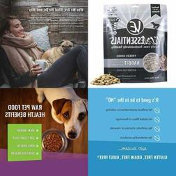 All Natural High Protein Raw Freeze Dried Rabbit Dog Food Id