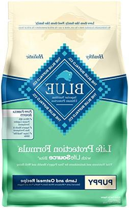 Blue Buffalo Dry Puppy Food Lamb & Oatmeal 6 lb bag by Summi