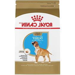 Royal Canin Breed Health Nutrition Boxer Puppy Dry Dog Food,