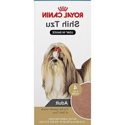Royal Canin Breed Health Nutrition Shih Tzu Loaf In Sauce Fo