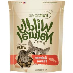 FRUITABLES CAT WILD NATURAL Treats Free Shipping
