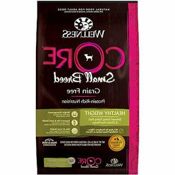 Wellness CORE Natural Grain Free Small Breed Healthy Weight