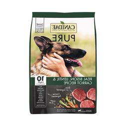 Canidae Grain Free PURE Land with Fresh Bison Dog Food