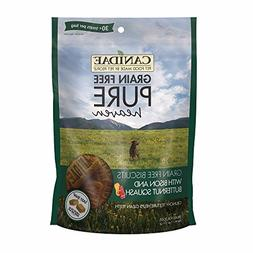 Canidae 2325 Grain Free Pure Heaven Dog Biscuits With Bison