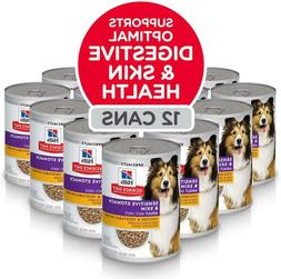 Hill'S Science Diet Canned Wet Dog Food, Adult, Sensitive St