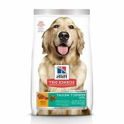 Hill's Science Diet Dry Dog Food Adult, Perfect Weight for W