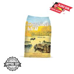 Taste of the Wild High Prairie Grain-Free Dry Dog Food 28lb