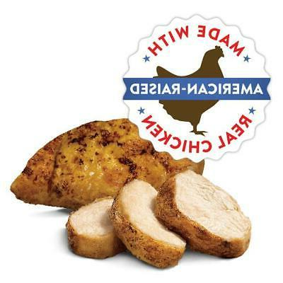 50 Pounds Bag Chow Chicken Highly Digestible Pet Lover