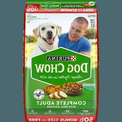 50 pounds bag chicken flavor purina highly