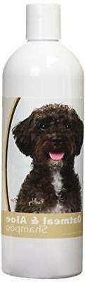 aloe and oatmeal dog shampoo for schnoodle