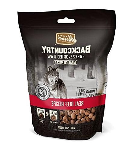backcountry freeze dried meal mixer