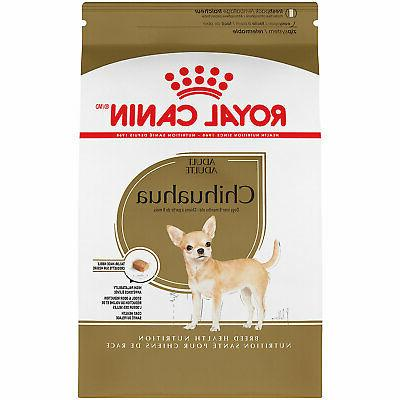 breed health nutrition chihuahua adult dry dog