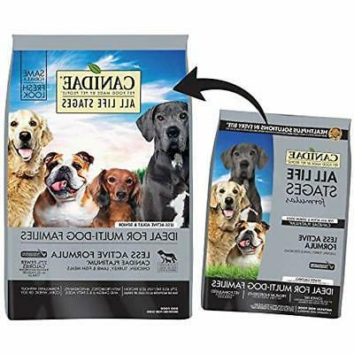 CANIDAE&nbspAll Life Dry Stages Platinum Active Food Multi-Protein Pet