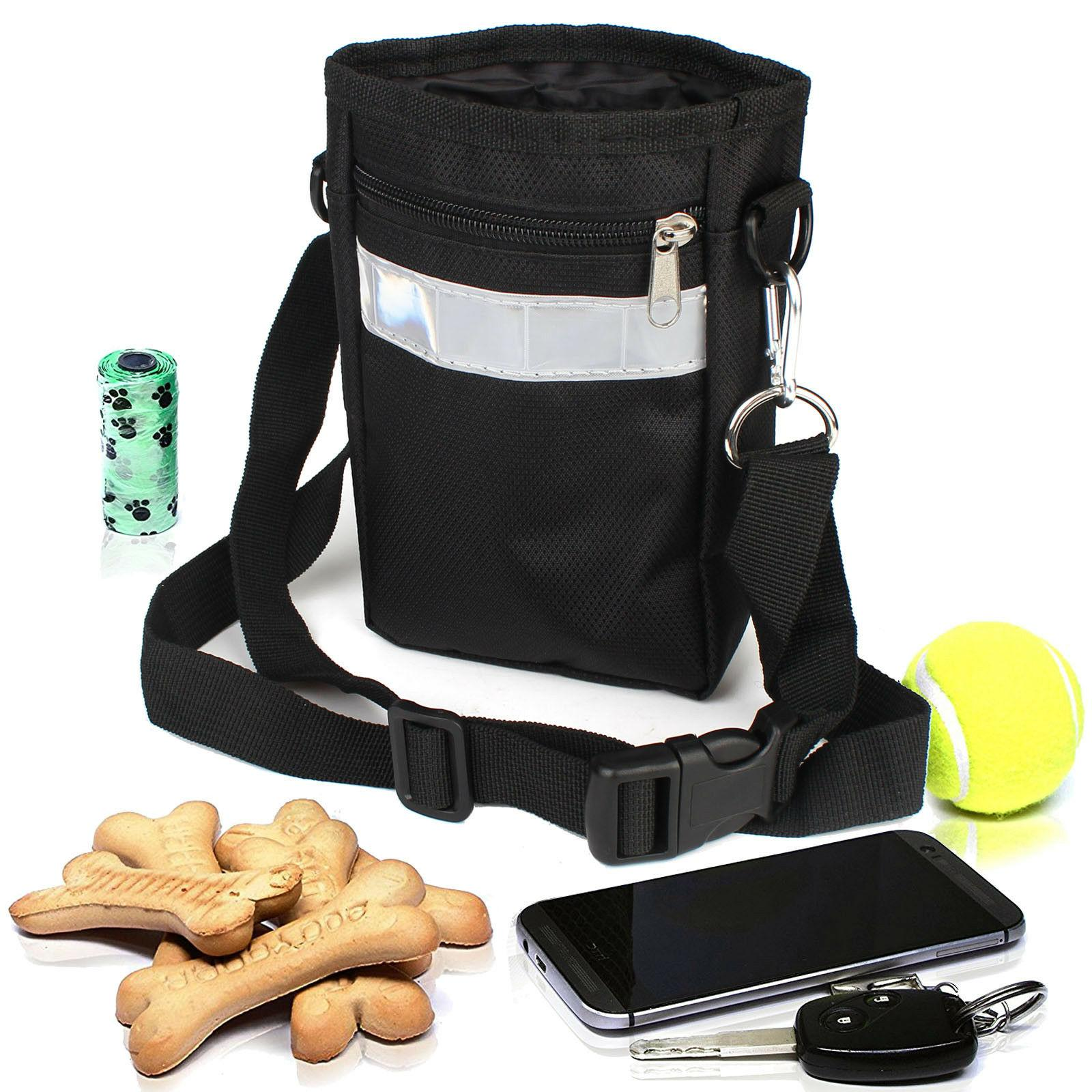 dogs cats puppy treat pouch for outdoor