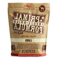 Primal Freeze Dried Lamb Nugget Dog Food, 14 Ounce
