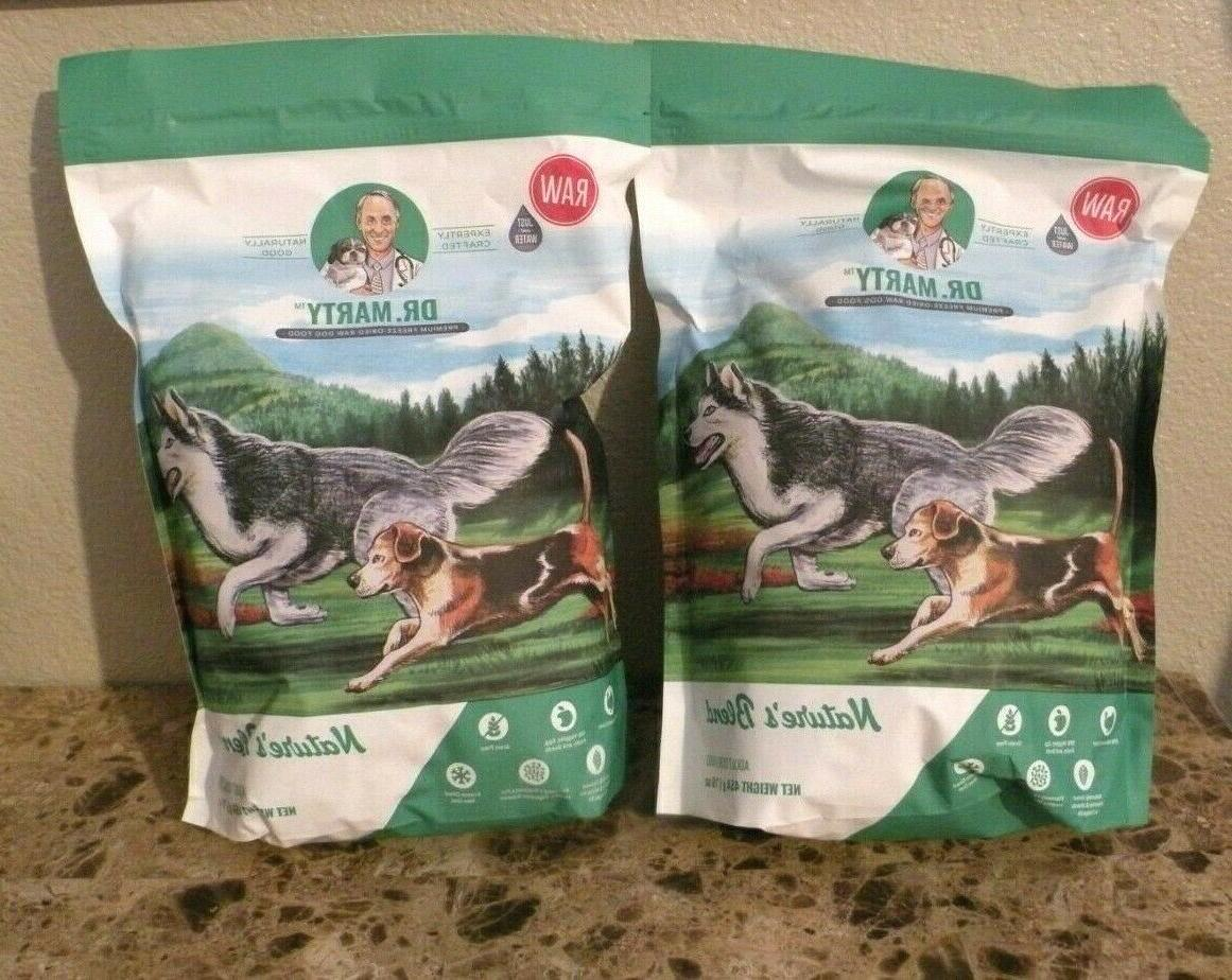 natures blend dr marty premium freeze dried