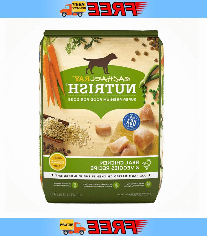 nutrish natural premium dry dog food by