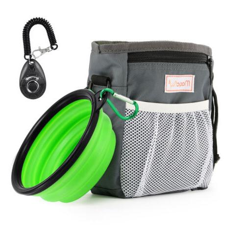 Pet/Dog Training/Jogging/Walking Bag/Pouch with