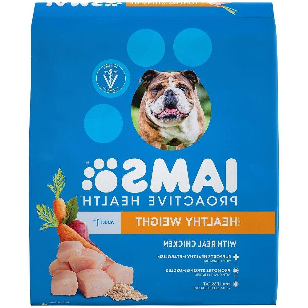 IAMS PROACTIVE HEALTH Adult Healthy Weight - Dry Dog Food -