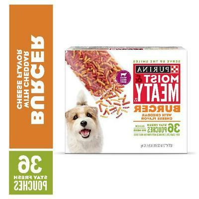 Purina & Dry with Flavor, Pouches