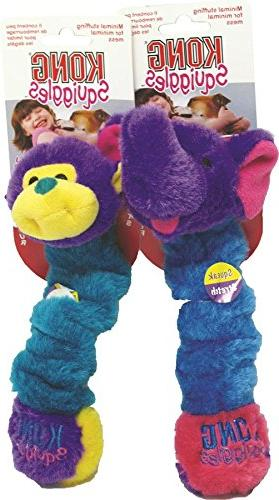 squiggles dog toy