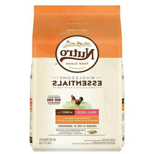 Nutro Wholesome Essentials Natural Adult Dry Dog Food for Sm
