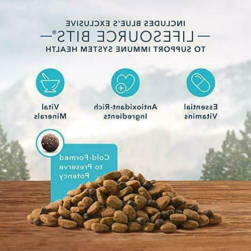 Blue High Protein, Dry Dog 24lb NEW