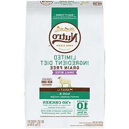 Lamb - Small Bites-NUTRO Limited Ingredient Diet Adult Dry D