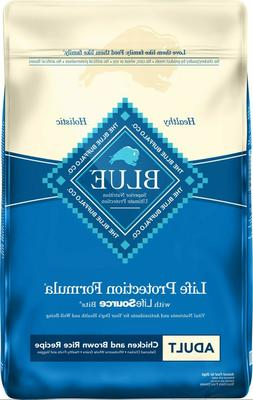 Blue Buffalo Life Protection Adult Chicken & Brown Rice Reci