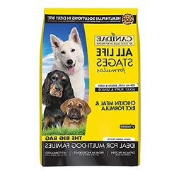 CANIDAE All Life Stages Dog Dry Food Chicken Meal & Rice For