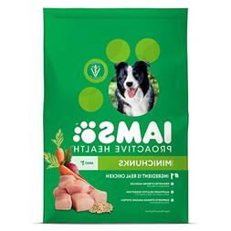 Iams ProActive Health Adult MiniChunks Premium Dog Food, 40
