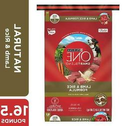 natural dry dog food smartblend lamb