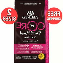 Natural Grain Free Dry Dogs Food Small Breeds Protein Rich N