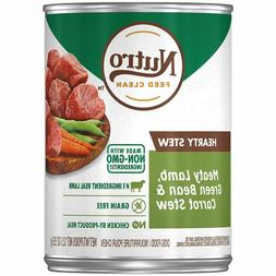 Nutro Hearty Stews Adult Natural Wet Dog Food,  12.5 Oz. Can