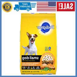 NEW Pedigree Small Breed Adult Dry Dog Food Roasted Chicken,