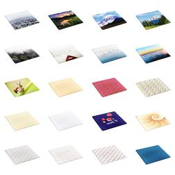 Ambesonne Non Porous Cutting Board in 3 Sizes Food Safe Easy