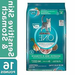 Purina ONE Sensitive Systems Adult Dry Cat Food