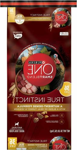 Purina ONE SmartBlend Instinct Natural With Real Turkey & Ve