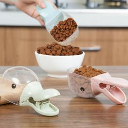 Pet Food Spoon For Dog Bowls Multi-Function Bowl For Cats/Pu