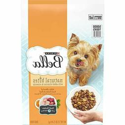 Premium Purina Bella Natural Bites for Small Dogs Adult Dry