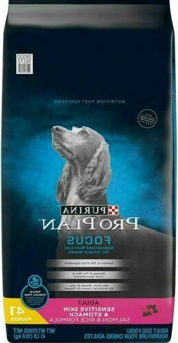 Purina Pro Plan Sensitive Skin and Sensitive Stomach Dry Dog