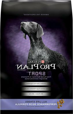Purina Pro Plan Sport All Life Stages Performance 30/20 Form