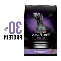Purina Pro Plan High Protein Dry Dog Food; SPORT Performance