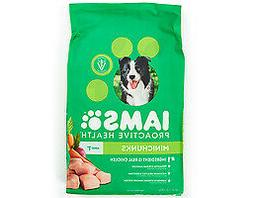 IAMS PROACTIVE HEALTH Adult MiniChunks Dry Dog Food 15 lbs.