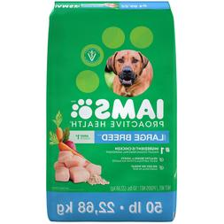 Iams Adult ProActive Health Large Breed Chicken Dry Dog Food