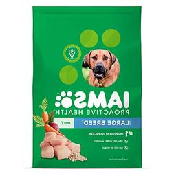 Iams ProActive Health Adult Large Breed Premium Dog Food, 40